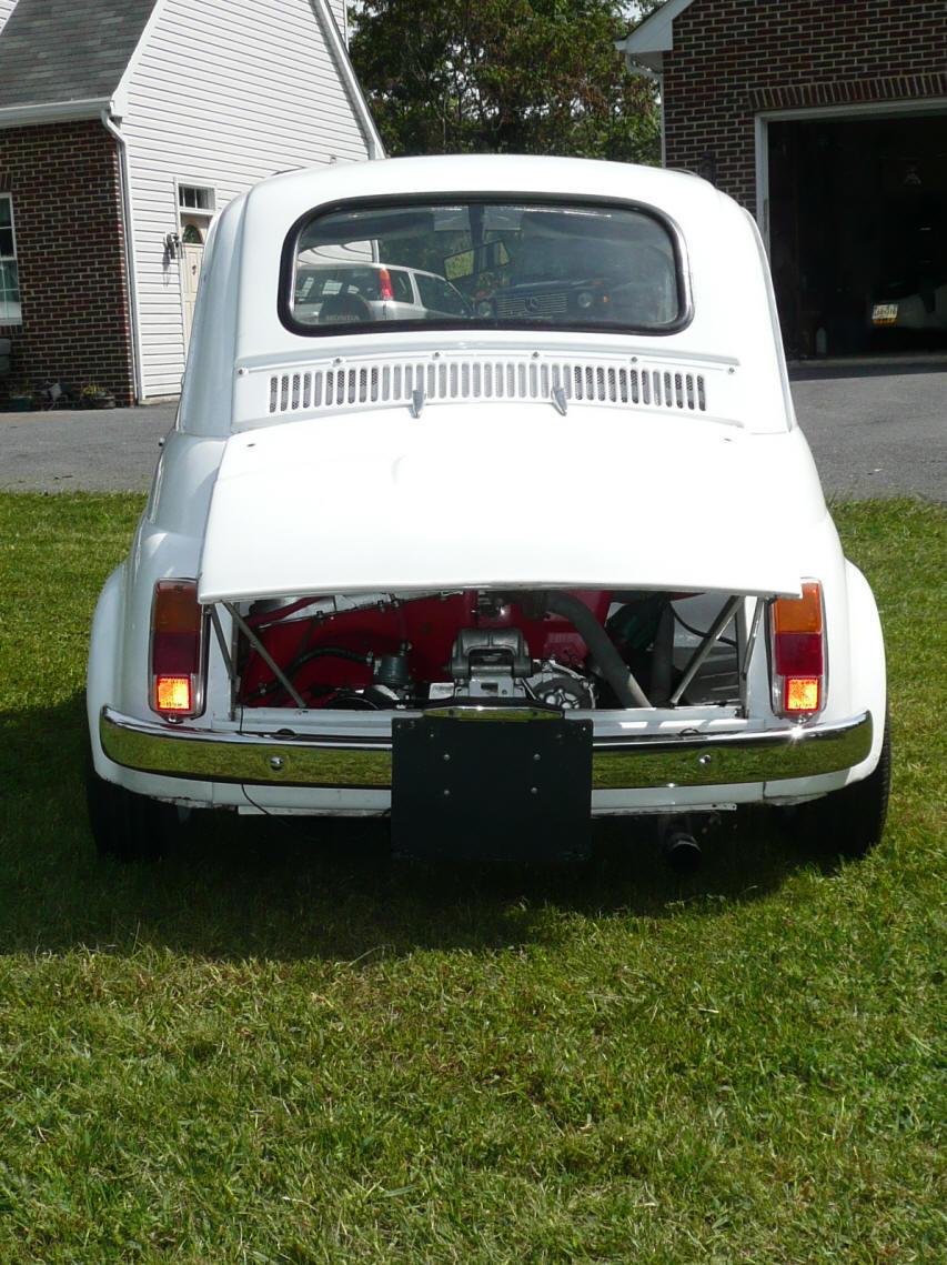 1966 FIAT Giannini